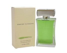 David Yurman Women's Fresh Essence  Eau De Toilette Spray 3.4 fl.oz - $42.36