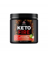 Ancient Nutrition KetoFIRE with Caffeine BHB Salts MCTs Green Apple 10 S... - $96.99