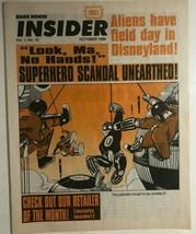 Dark Horse Comics Insider #15 1990 Aliens Terminator.FINE- - $10.88