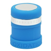 Pulltex Wine Stopper AntiOx with Day  Marker (Blue) - £25.04 GBP