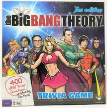 Big Bang Theory TV Trivia Game Fan Edition Fact or Fiction Quiz Question - $17.13