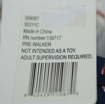 Baby Brand Red White Blue 309067 Pre Walker Infant Shoes 0 to 6 Months image 7