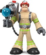 Fisher-Price Rescue Heroes Billy Blazes, 6-Inch Figure with Accessories - $9.99
