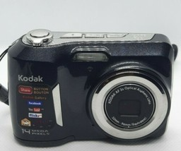 Kodak EasyShare C183 14.0 MP Digital Camera - Black *fine/tested* - $31.50