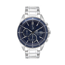 Casio Men's Edifice Stainless Steel Chronograph Watch - $145.80