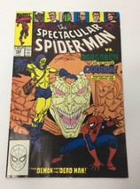 The Spectacular Spider-Man Vol.1 No. 162 Comic Book Marvel March 1990 - $14.98