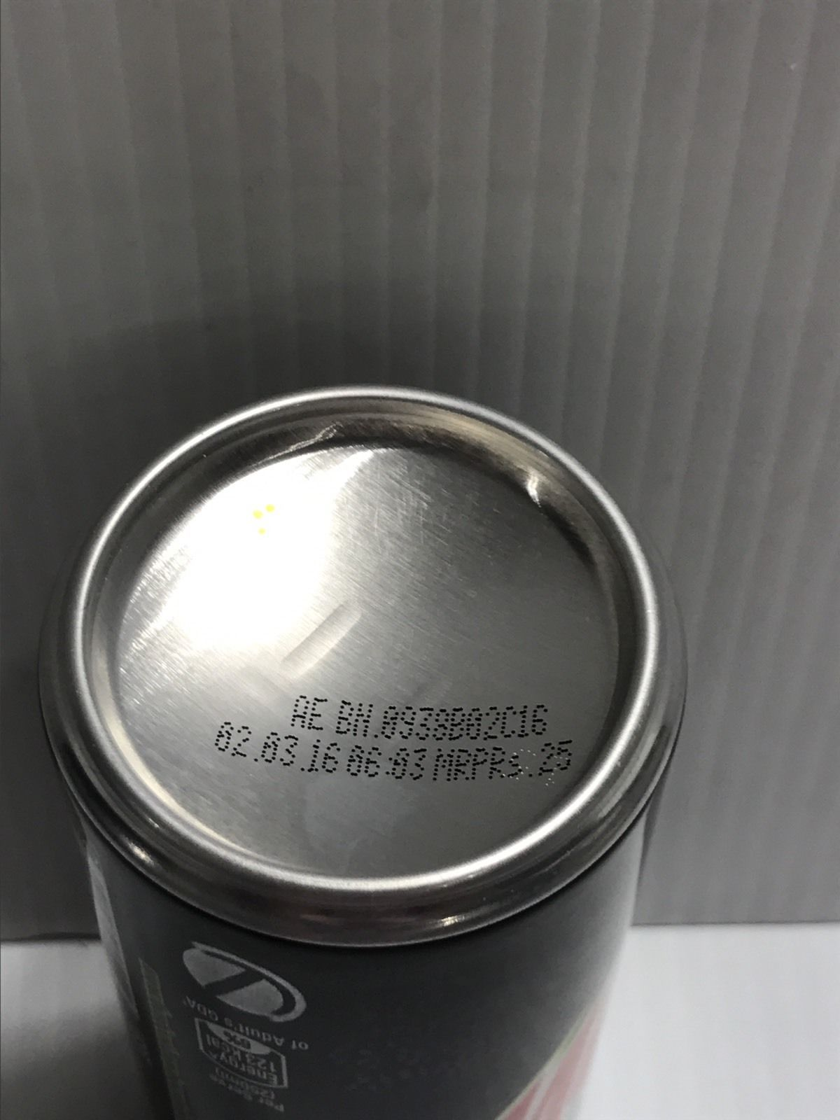 Mtn Dew 250ml Can Imported From India  One Full Single Can