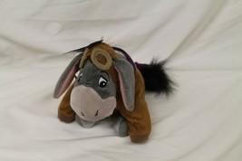 Eeyore Soaring Over California Mini Bean Bag Plush Pooh Disneyland Theme... - $25.98