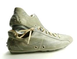 LizSport by Liz Claiborne Driving Shoes Women's Sz 9M Gray Leather (tu25... - $21.75