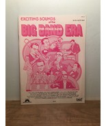 Exciting Sounds of Big Band Era For Stage Band Alto Sax PB, 1963 - $8.90
