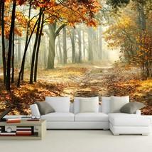 """3D Wallpaper """"Autumn Forest"""" - $35.00+"""