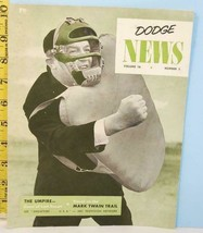 Dodge News Vol. 16 No. 5 Umpires in Baseball - $18.32