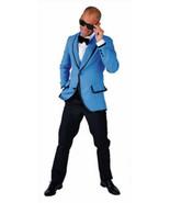 """Gangnam Style""  , 80's Prom style Jacket , Light blue  - $43.68"