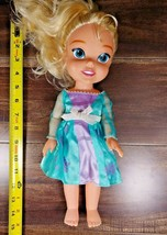 13 Inch Disney Frozen Elsa Toddler Doll Cl EAN - $22.76