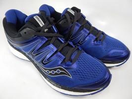 Saucony Hurricane ISO 4 Size 9 M (D) EU 42.5 Men's Running Shoes Blue S20411-3