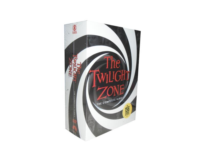 The Twilight Zone Complete Series DVD 25 Dsic Box Set Free Shipping New Sealed