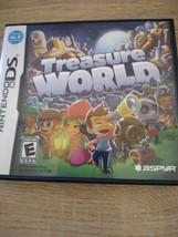 Nintendo DS Treasure World image 1