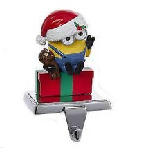 Despicable Me™ Minion Bob With Bear Stocking Hanger w - $24.99