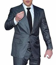 Guardians Of Galaxy 2 Premiere Chris Pratt Grey Suit image 1