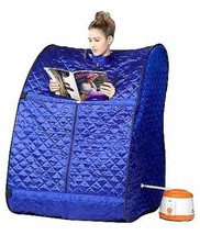 Portable Therapeutic Steam Sauna Head Cover Full Body -Lose Fat &Get Sha... - $125.99