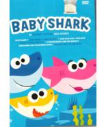BABY SHARK 35 NURSERY RHYMES KIDS SONG ( CHILDREN - DVD ) ENGLISH NEW - $19.90