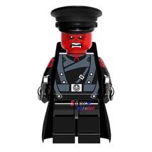 Red Skull Johann Schmidt Minifigures Marvel Captain America Single Sale Lego Toy - $3.95