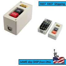 ON / OFF Heavy Duty Industrial Switch - - - 3 terminal - - 30 amp 30A HD - $17.81