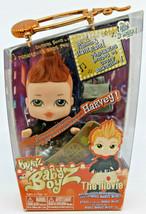 Bratz the Movie Baby Boyz Harvey New In Package Doll but box is slightly damaged - $21.11