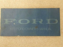 FORD PASS 1973 Owners Manual 15825 - $16.78