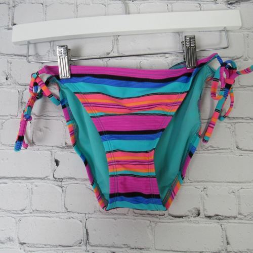 Xhilaration Bas de Bikini Femmes TAILLE M Corde Rose Vert Bleu