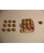Original GAR Civil War Veterans' Button Group RARE NEW old stock Lot of ... - $352.00