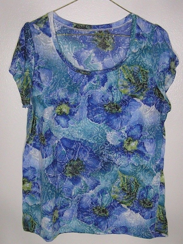 29ee4a6e9c4b Women's Top Size L Pullover Blouse and 49 similar items
