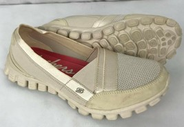 Skechers flex memory foam ex flex women's cream size 6.5 - $19.98