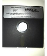 "Commodore 64 Load n Go Maze Madness C64/128 5.25"" floppy disk 1985 - $18.66"