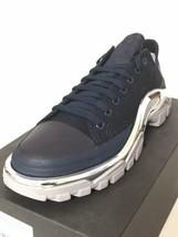 adidas originals Authentic RAFSIMONS DETROIT RUNNER Sneakers Navy US 10 New - $449.99