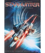 Starhunter - The Complete Series DVD  - $5.95