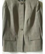 SAG HARBOR 3pc Suit Skirt Pants Jacket Suit Br... - $45.99