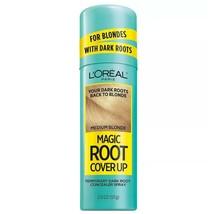 L'OREAL Magic Root Cover Up Gray or Brown Spray Temporary Medium Blonde Shades - $8.90