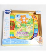 VTech Baby Toys Musical Rhymes Book Learning Educational - $23.75