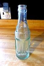 Oshkosh Wis. Coca Cola 177ml Bottiglia Pat.D-105529 Duraglass Verde Bott... - $147.88