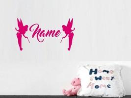 Personalizado Hada Estrella Adhesivos de Pared - Cuento INFANTIL Dormitorio - $14.99