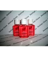 3 CVS Hand Sanitizer 1 Oz Travel / Pocket Size Winter Cranberry Scented  - $12.99
