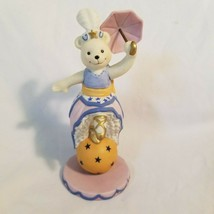 1993 Avon Collectibles Magnificent Circus Bears Bettina the Ballerina - $7.19