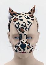 Leopard Mask & Sound,   MASQUERADE EYE MASK, ANIMAL, FANCY DRESS #US - ₹636.05 INR