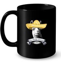 64th Birthday No Prob Llama Llama 1954 Age 64 Gift Coffee Mug - $13.99+