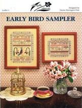 """EARLY BIRD SAMPLER""  AMARYLLIS ARTWORKS - LEAFLET 4   FREE SHIPPING!!! - $4.49"