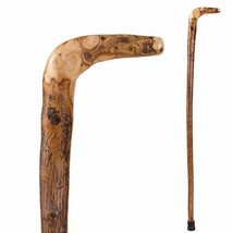 Walking Cane for Men and Women Handcrafted of Lightweight Wood and made in the U