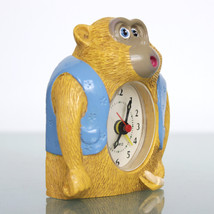 Vintage Alarm CLOCK Mantel MONKEY Top!! Full Functioning Collectors Item... - £85.27 GBP