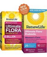 Renew Life #1 Women's Probiotic - Ultimate Flora Women's Care Shelf Stable - $135.36