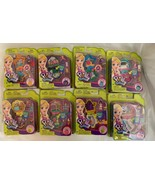 Polly Pocket Tiny Pocket Places Compacts Set Of 8 Complete New 2018 Grea... - $54.99